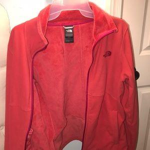 north face jacket